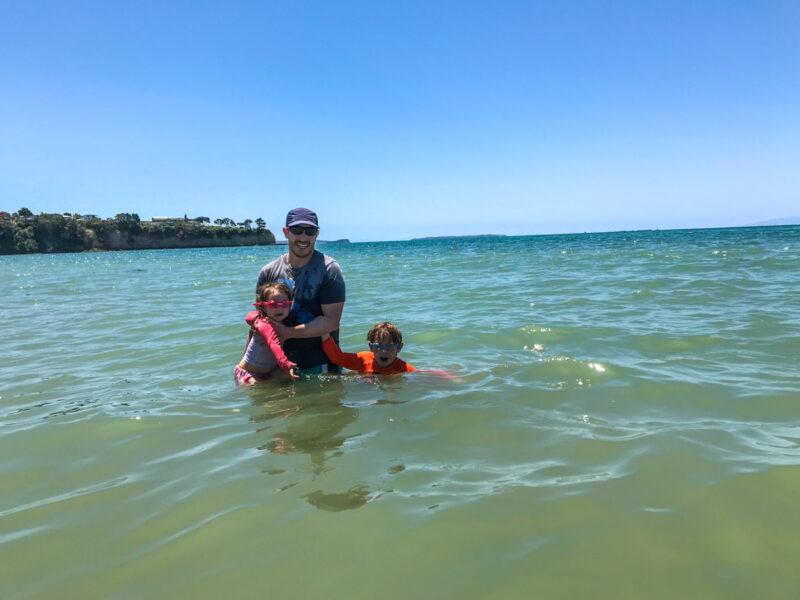 North Auckland beaches