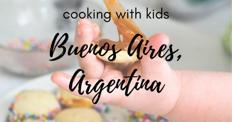 family cooking class in buenos aires