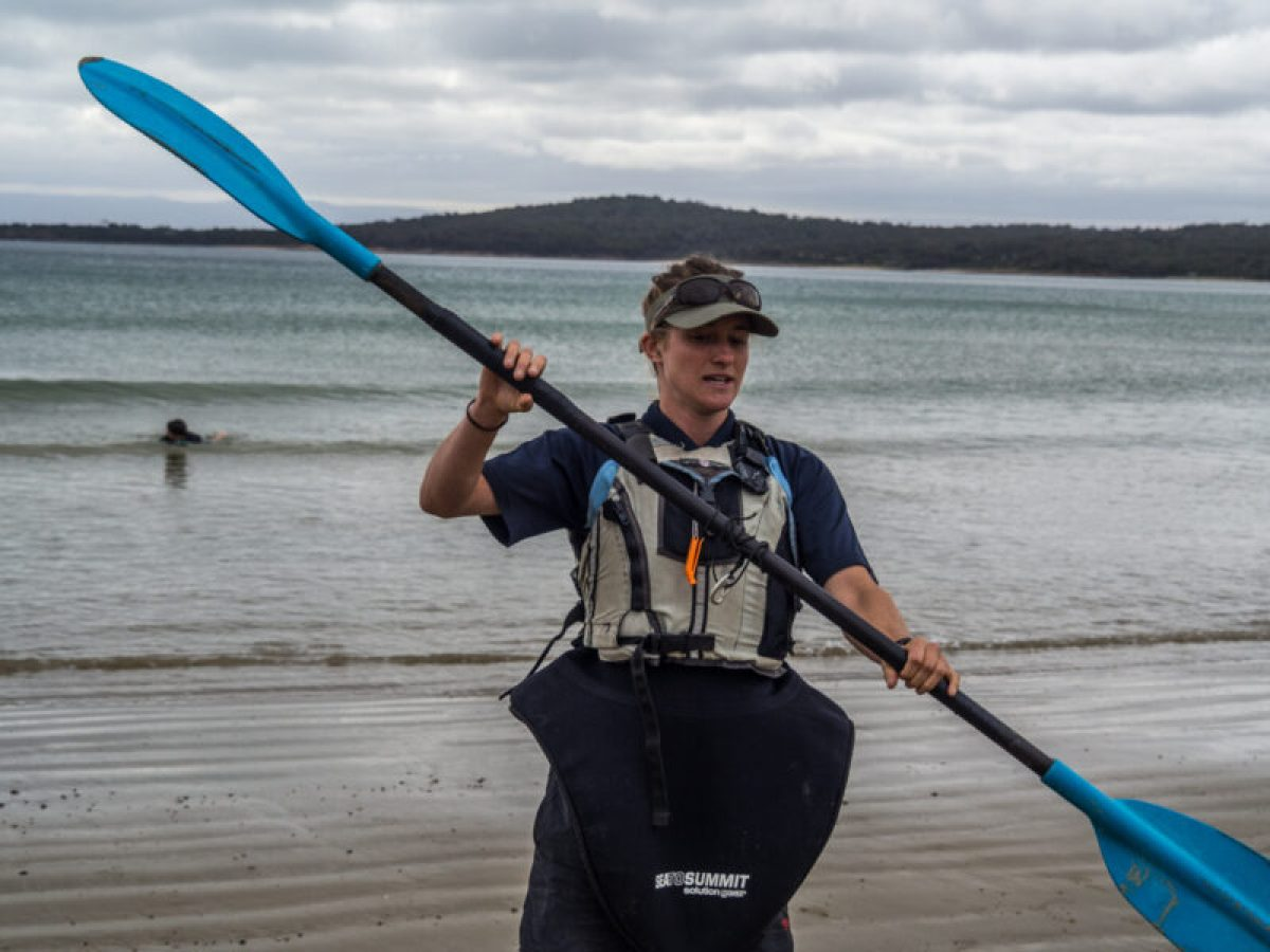 Freycinet Adventures - kayaking Tasmania