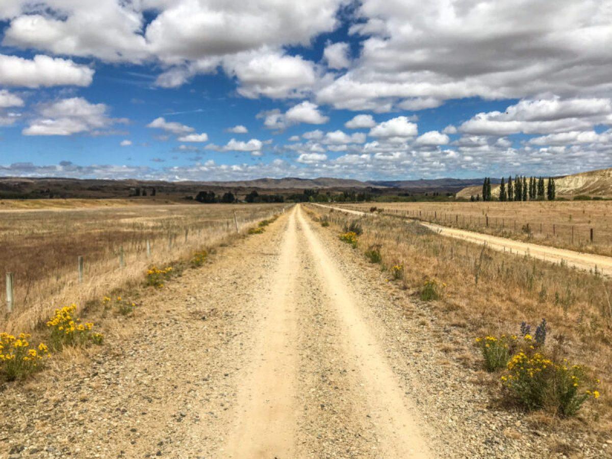 Otago Central Rail Trail scenery