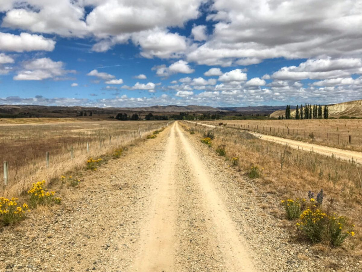 Otago Central Rail Trail scenery
