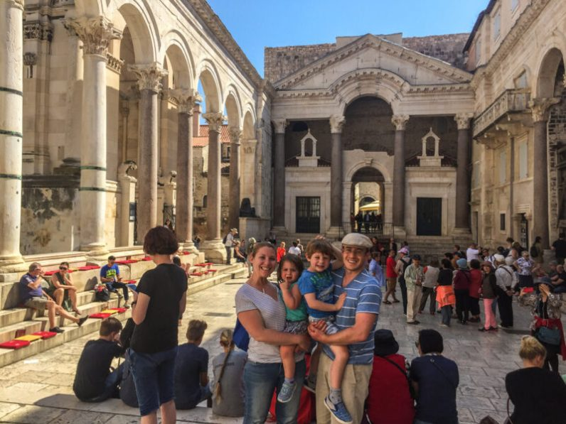Diocletian's Palace: best things to do in split croatia