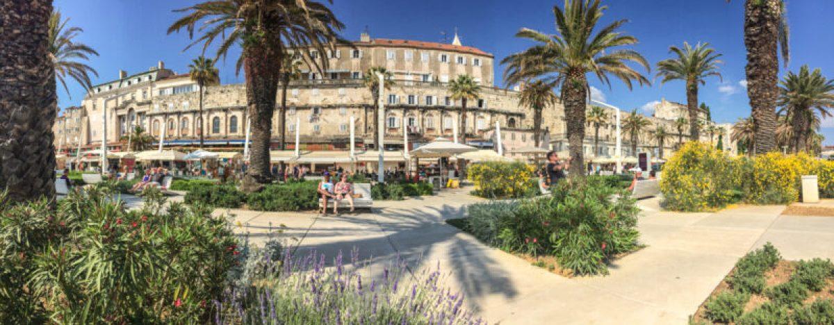 Diocletian's Palace: split croatia activities