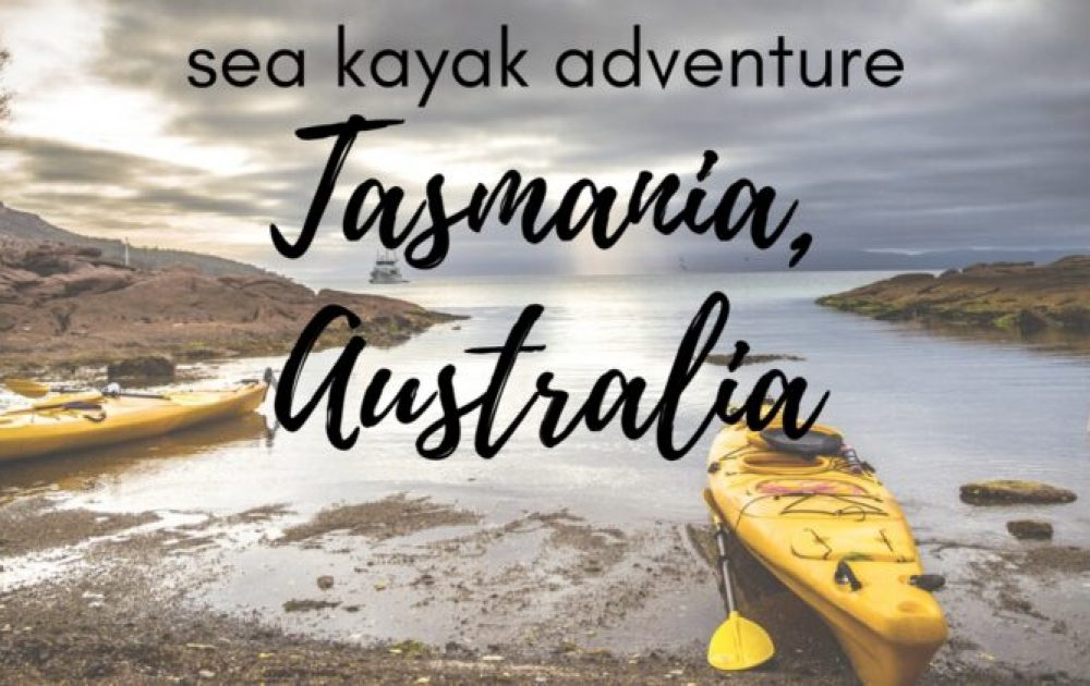 A spectacular way to see Coles Bay, Tasmania: kayaking with Freycinet Adventures