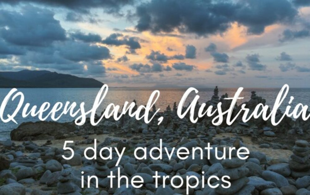 Your 5 day Australia adventure in Port Douglas