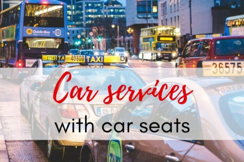 The ultimate worldwide list of car services with car seats - The ...