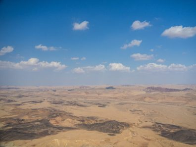 ... to expansive deserts, just a few hours away