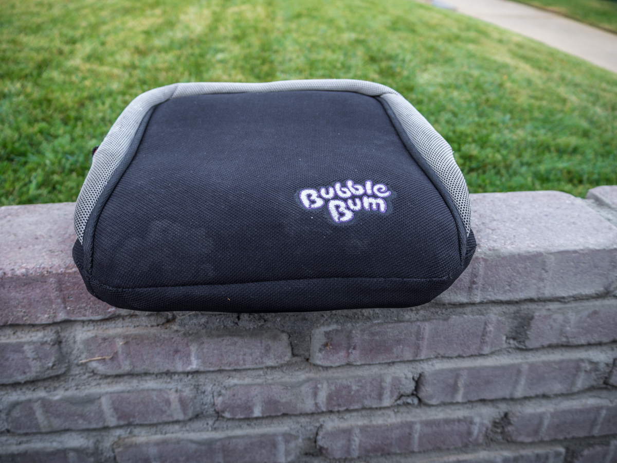 Bubblebum lightweight booster seat for travel