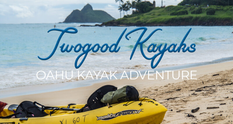 Looking for adventurous things to do on Oahu, Hawaii? How about kayaking, hiking and snorkeling Hawaii all in one action-packed day? Check out our favorite Hawaii activity - kayaking on Oahu! Oahu travel is amazing! #Oahu #Hawaii #travel #kayaking