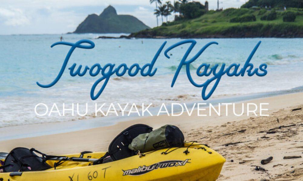 "Paddling ""the Mokes"" with Twogood Kayaks"