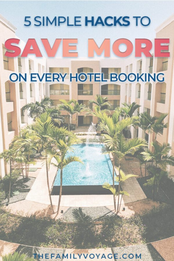 Whether you prefer luxury travel or budget travel, who doesn't want to save money on travel? Score huge discounts on hotel staying with these easy booking.com travel hacking ideas. You'll love these frugal living ideas and frugal living tips! #frugal #budget #travel