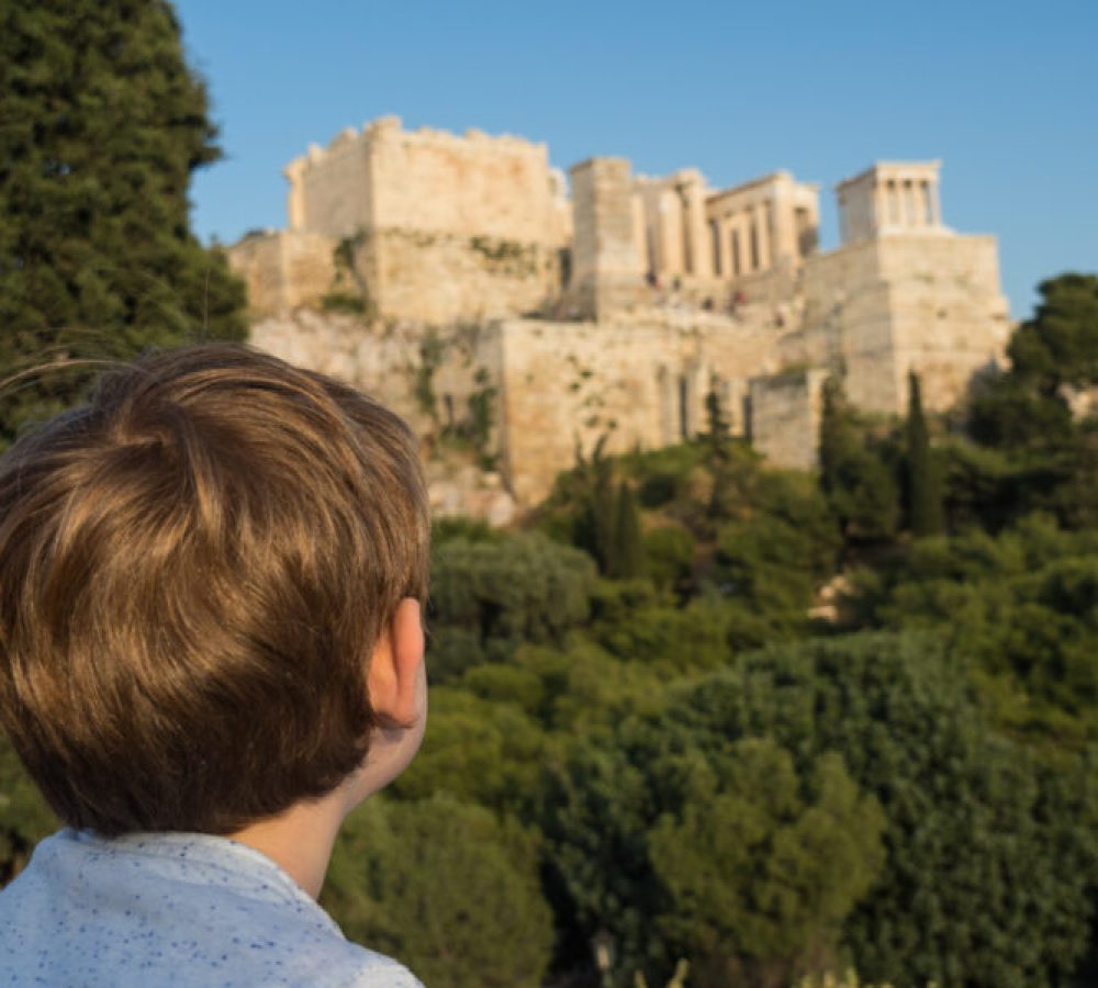 Where to go in Europe with kids