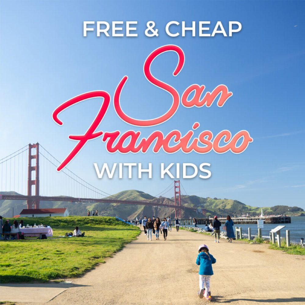 Check out all the best free things to do in San Francisco - and a few cheap ones too. We've got kid-friendly activities, where to eat in San Francisco on a budget, how to get around and where to stay in San Francisco.