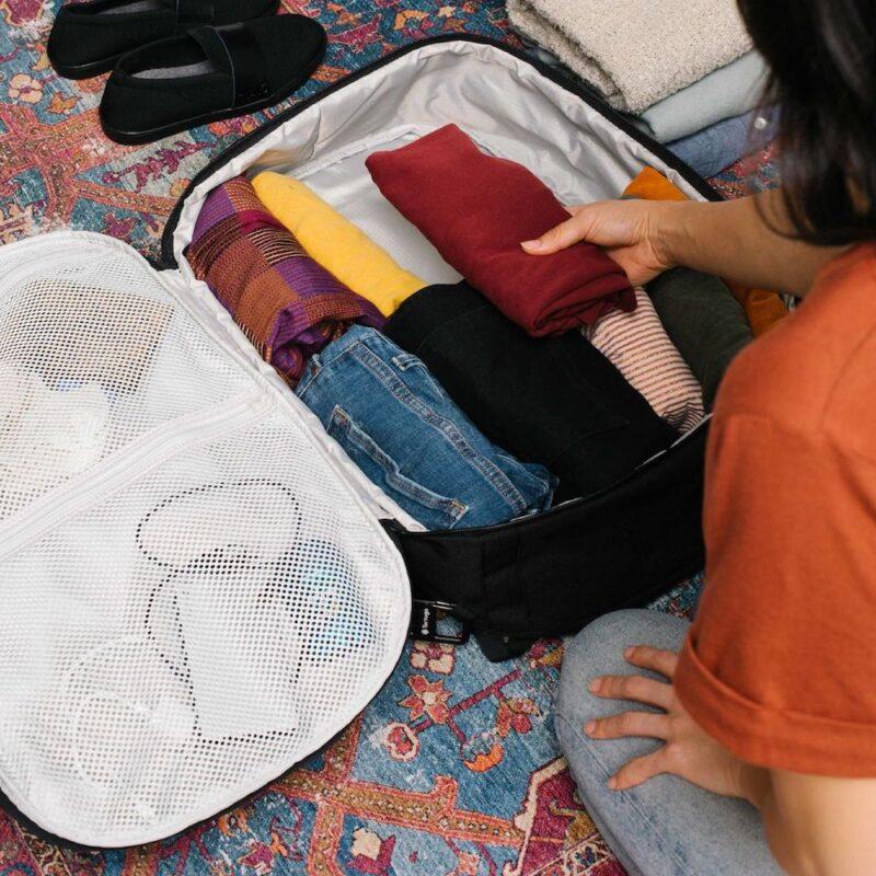 Tortuga Setout Women's 35L: a great petite backpack