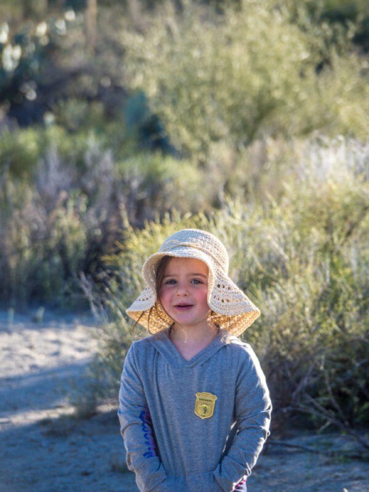 Saguaro National Park Junior Ranger program