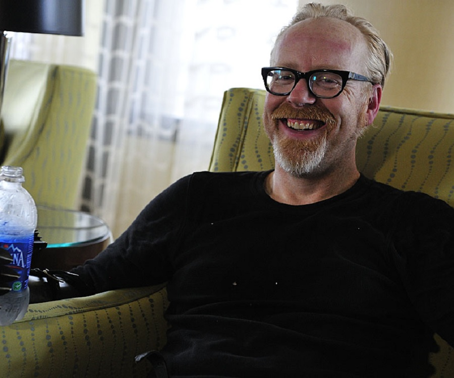 Adam Savage Biography Childhood Life Achievements