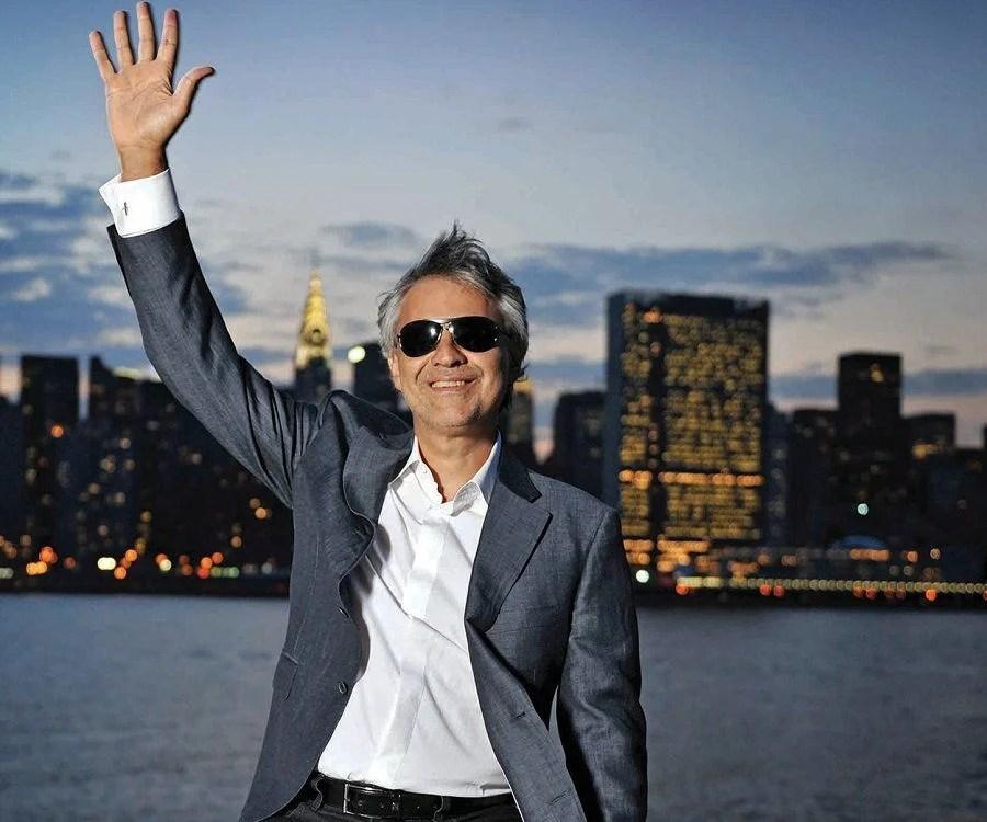 Andrea Bocelli Biography Childhood Life Achievements