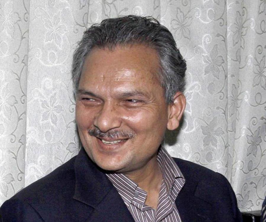 Baburam Bhattarai Biography Childhood Life Achievements