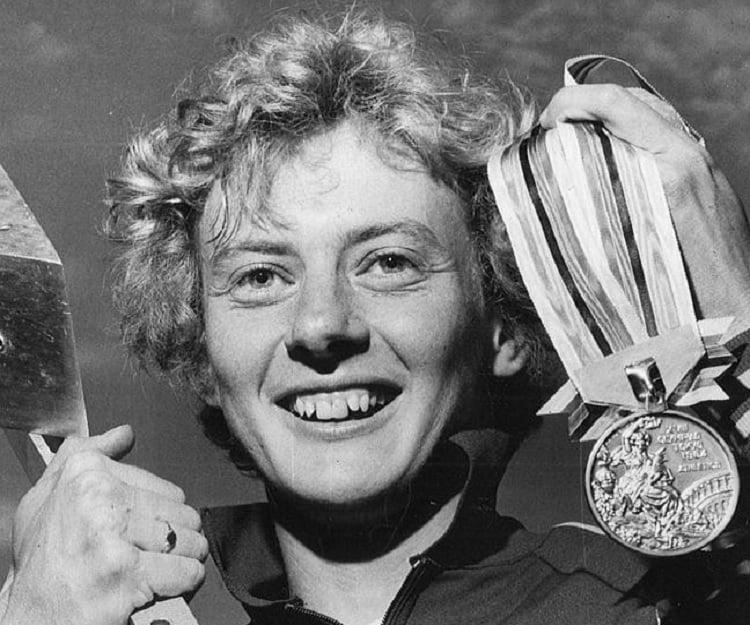 Betty Cuthbert – The Olympians