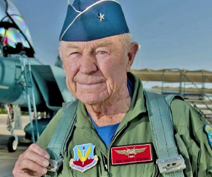 Chuck Yeager Biography Childhood Life Achievements
