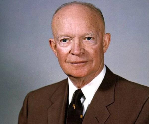 Dwight D Eisenhower Biography Childhood Life