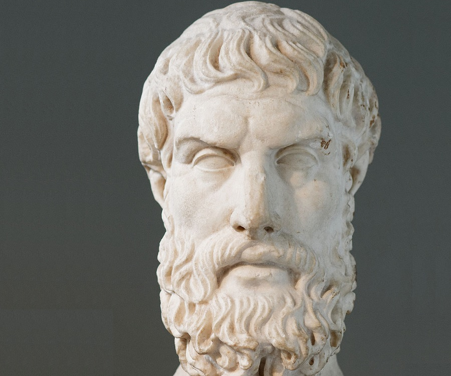 Image result for Epicurus