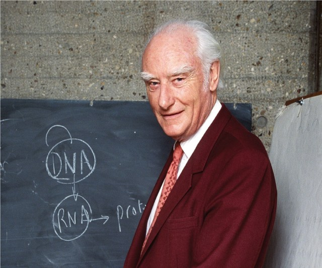 Hasil gambar untuk Francis Harry Compton Crick