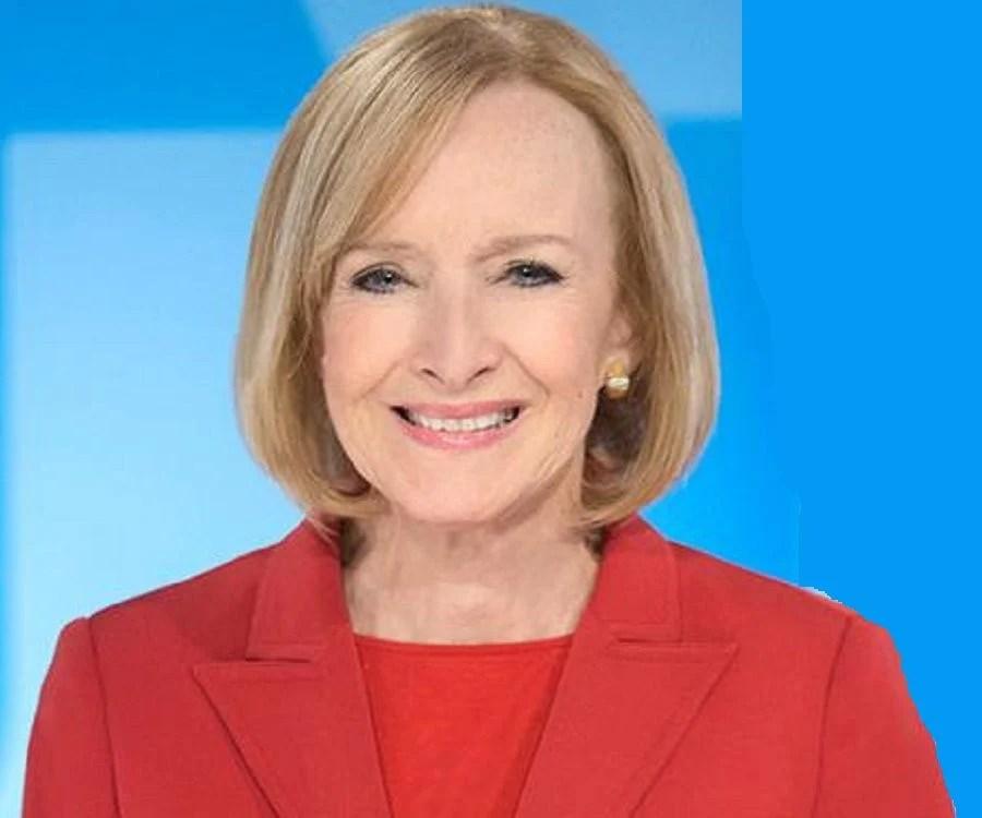 Judy Woodruff Bio Facts Family Life Of Journalist