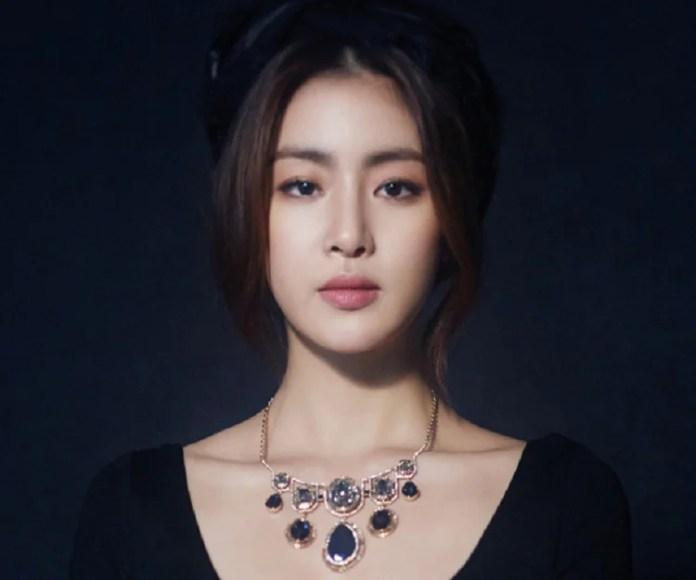 Image result for korean actress Kang So Ra