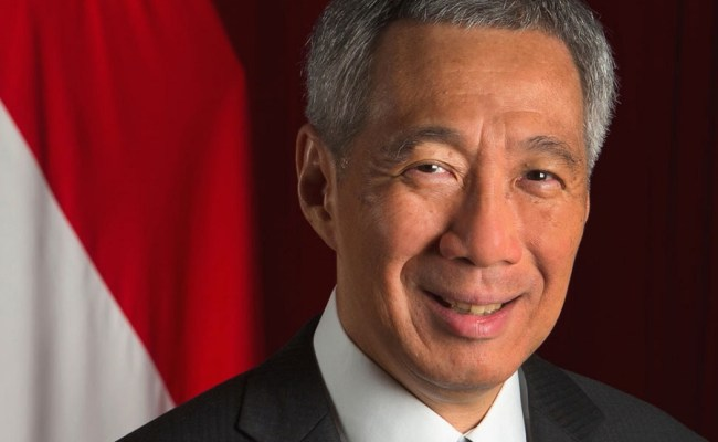 Lee Hsien Loong Biography Childhood Life Achievements