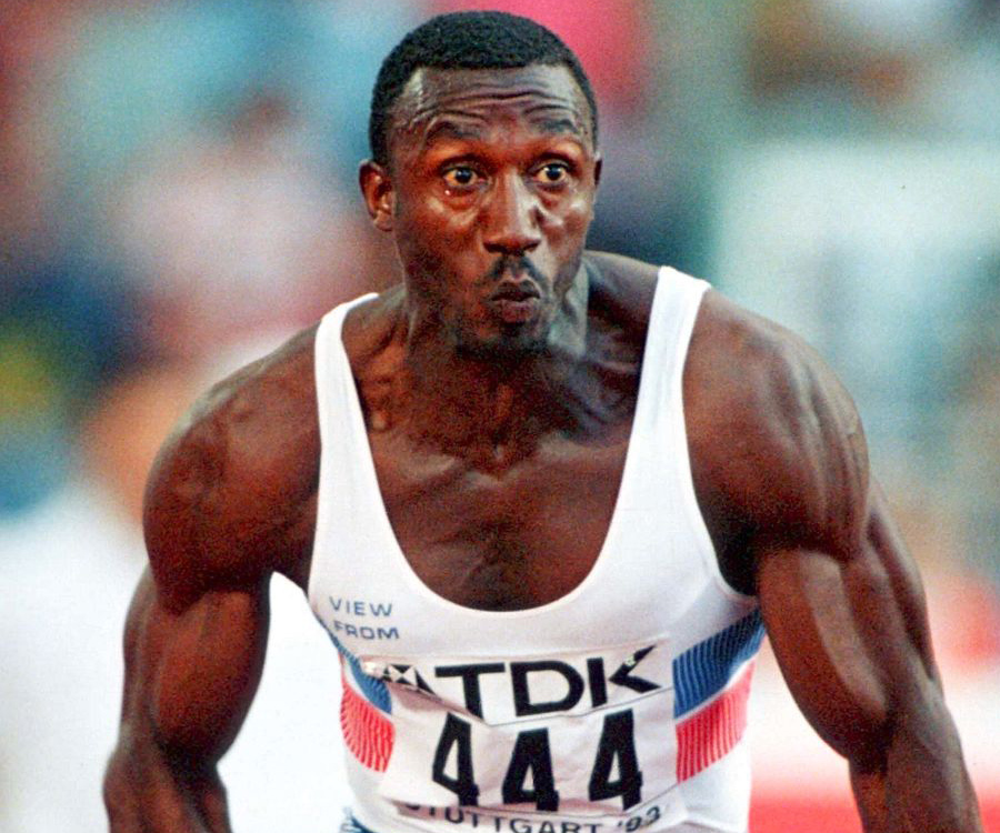 Linford Christie Biography Childhood Life Achievements