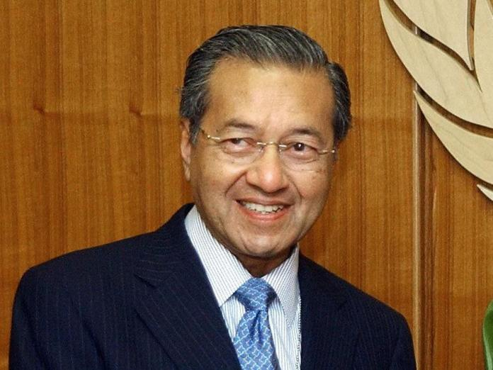 Image result for mahathir mohamad