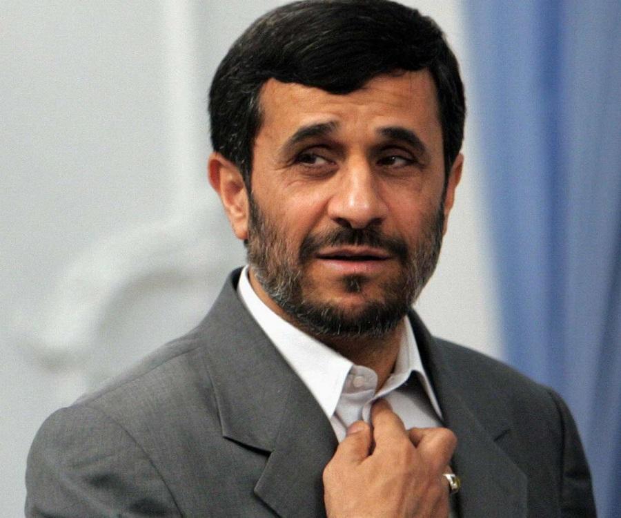 Mahmoud Ahmadinejad Biography Childhood Life