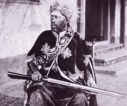 Resultado de imagen para Menelik II