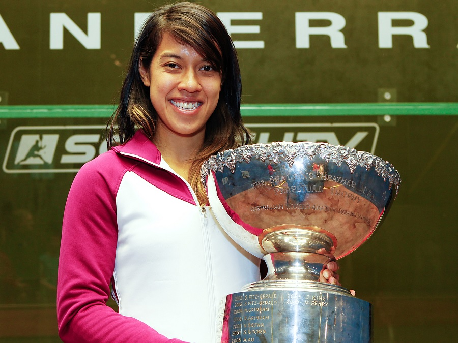 Nicol David Biography Childhood Life Achievements