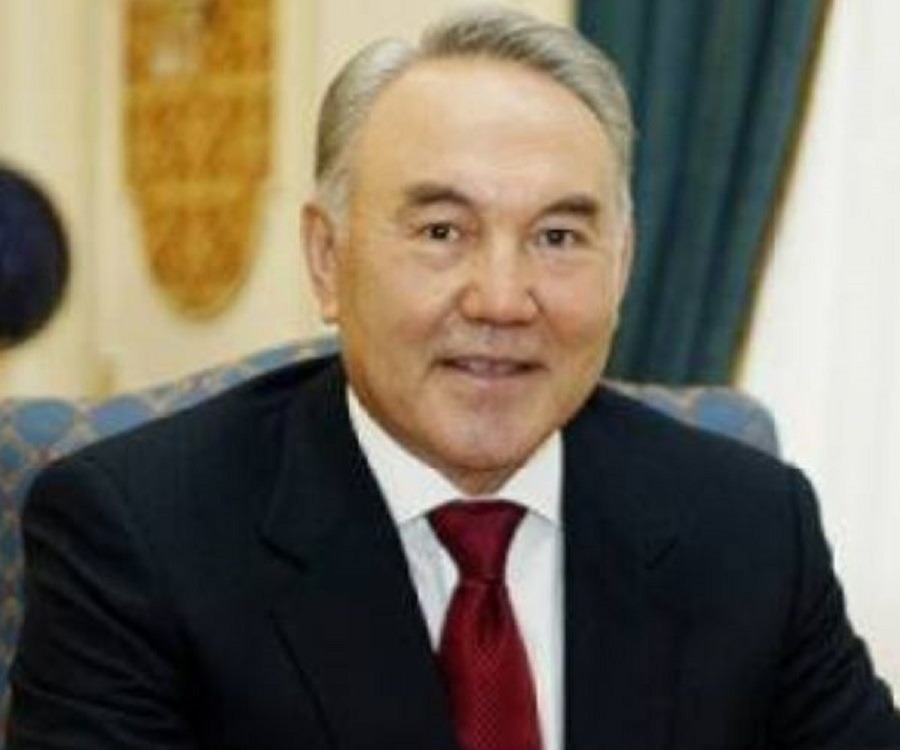 Image result for PHOTOS OF Nursultan Nazarbayev