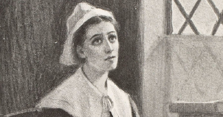 Anne Bradstreet Biography Anne Bradstreet Childhood