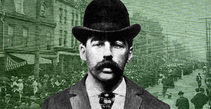 H.H. Holmes Biography - Facts, Childhood & Family of Serial Killer