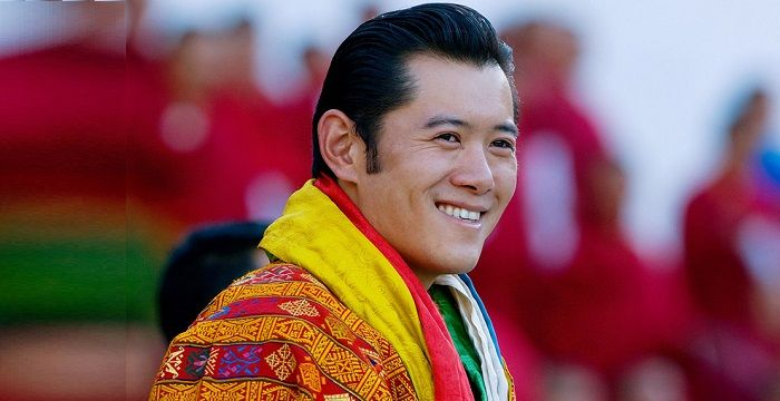 Jigme Singye Wangchuck Biography Childhood Life