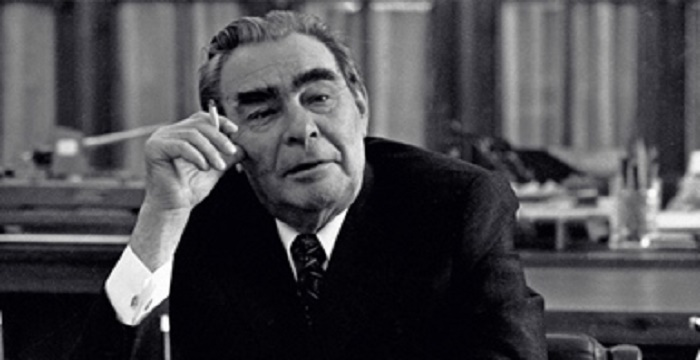 Leonid Brezhnev Biography Childhood Life Achievements
