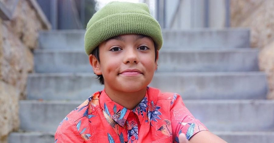 Malachi Barton Bio Facts Family Life Of TV Actor