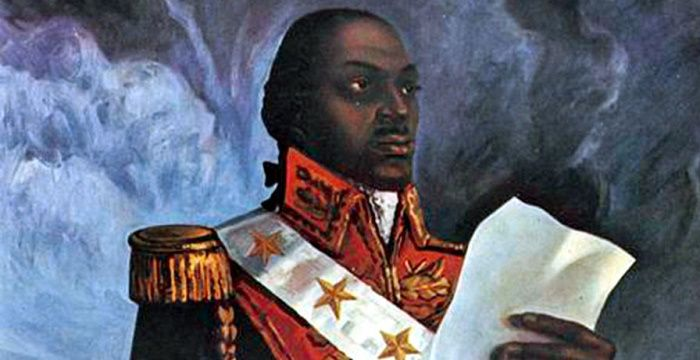 Toussaint Louverture Biography Childhood Life