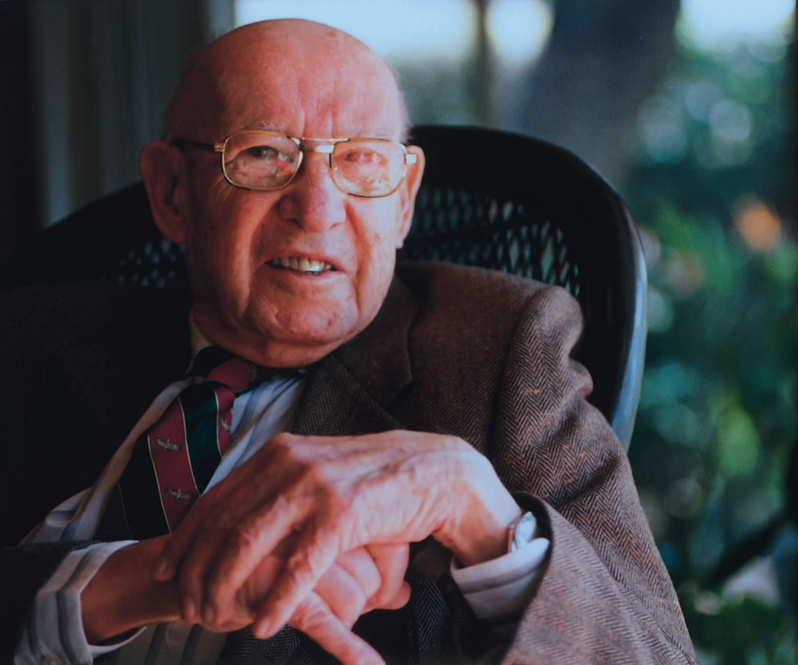 Peter Drucker Biography Facts Childhood Family Life