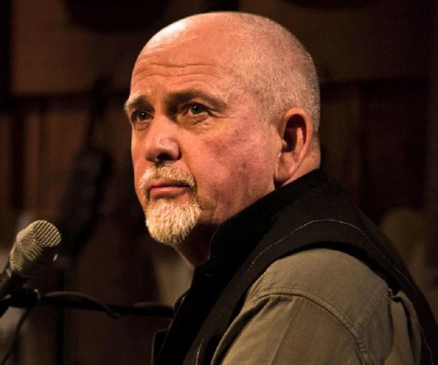 Peter Gabriel Biography Childhood Life Achievements