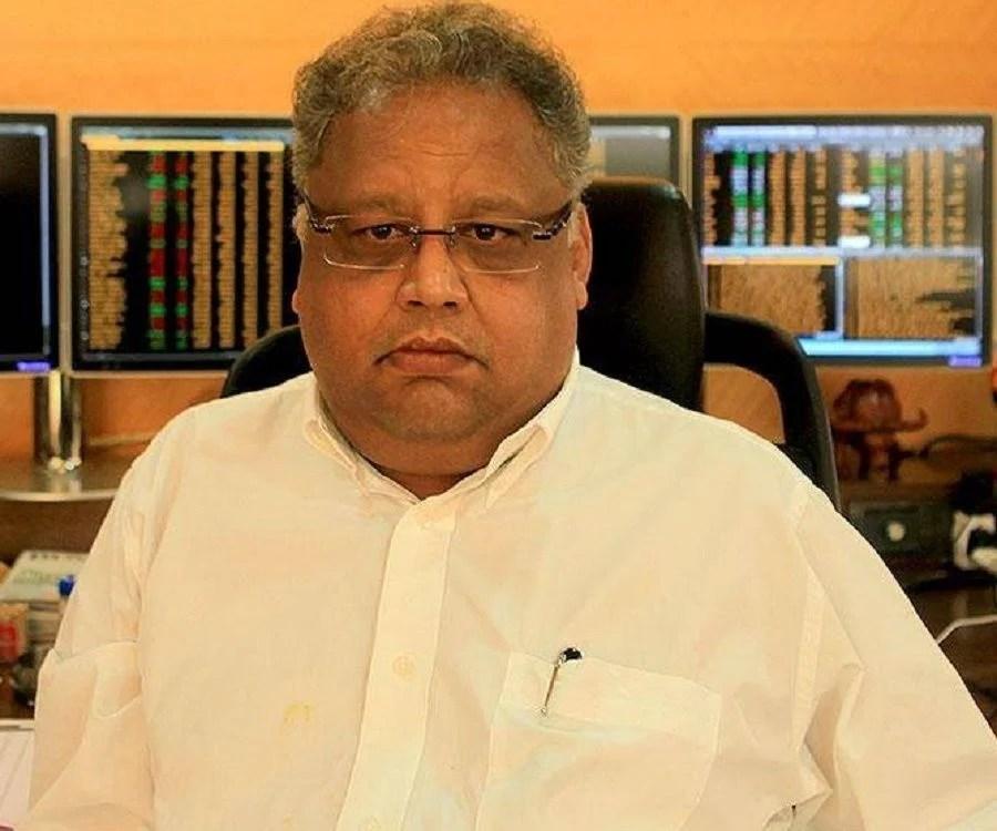 Business News - Rakesh JhunJhunWala Speaks Of His Strategy