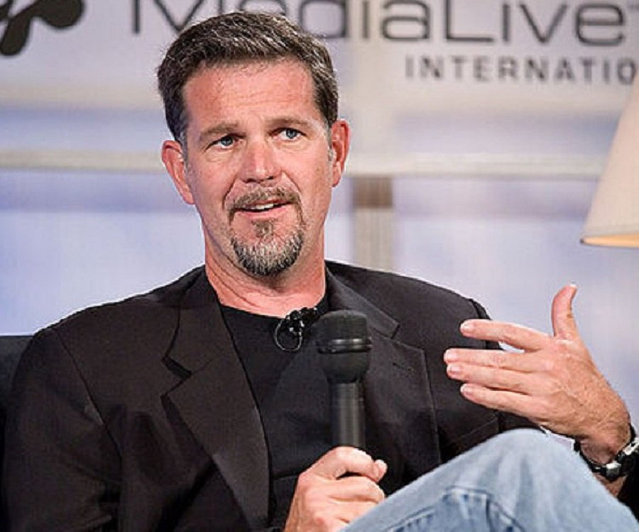 Reed Hastings Biography  Childhood Life Achievements
