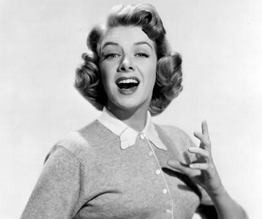 Rosemary Clooney Biography Childhood Life Achievements