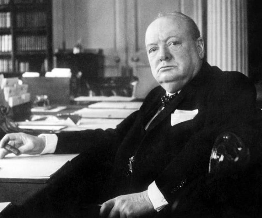 Winston Churchill life ile ilgili görsel sonucu