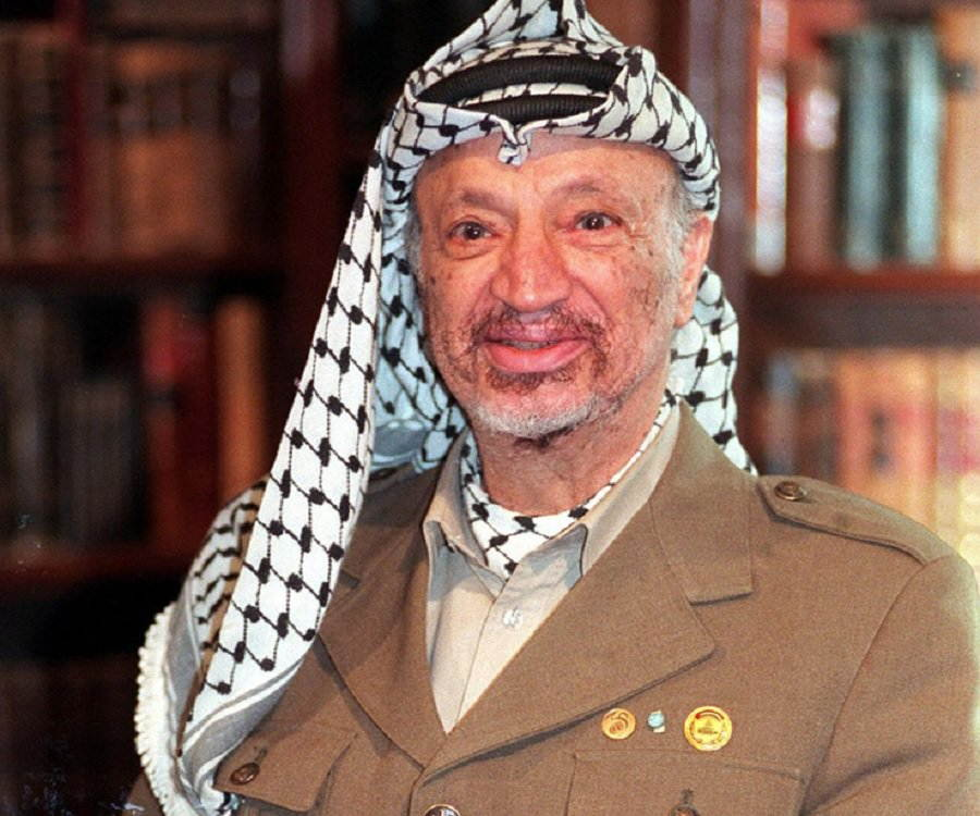 Image result for photo of yasser arafat