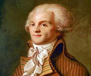 Maximilien De Robespierre Biography Childhood Life